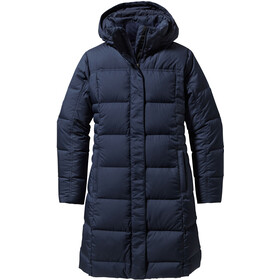 Patagonia W's Down With It Parka Navy Blue